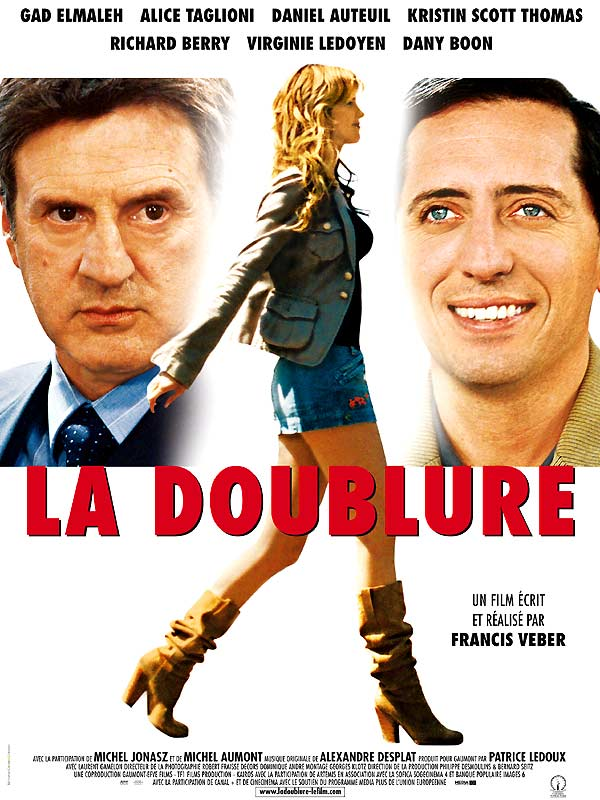 Watch Movie La doublure Streaming